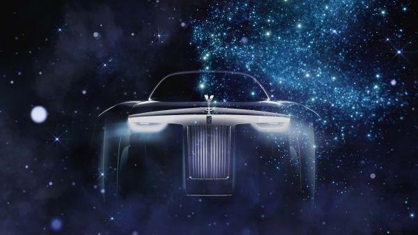 The Rolls Royce Spirit of Ecstasy