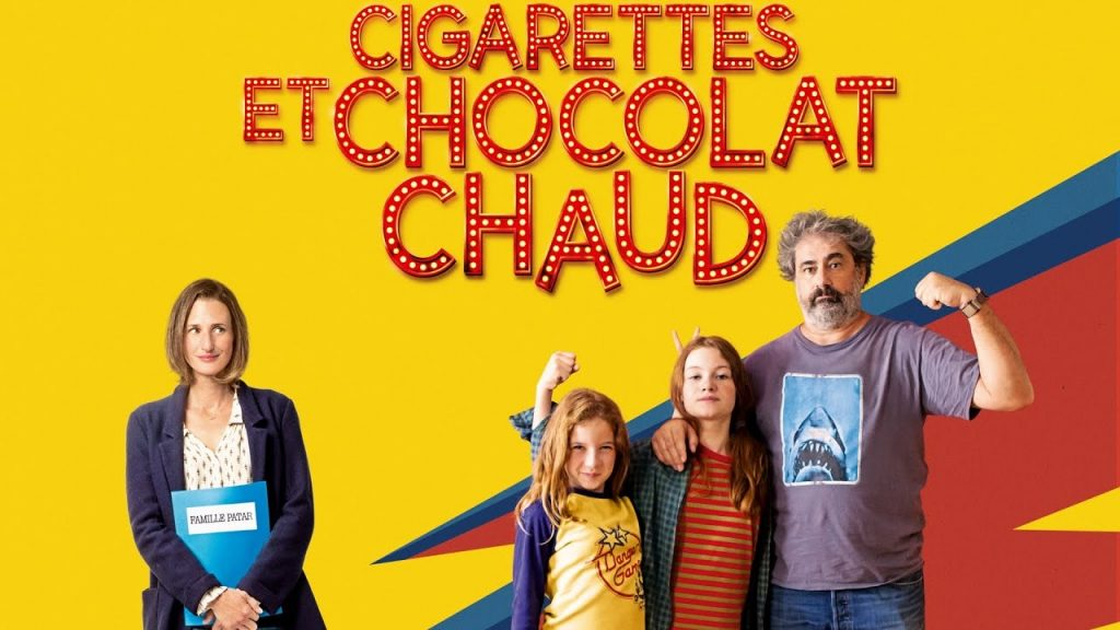 Cigarettes et Chocolat Chaud - The Fabulous Patars