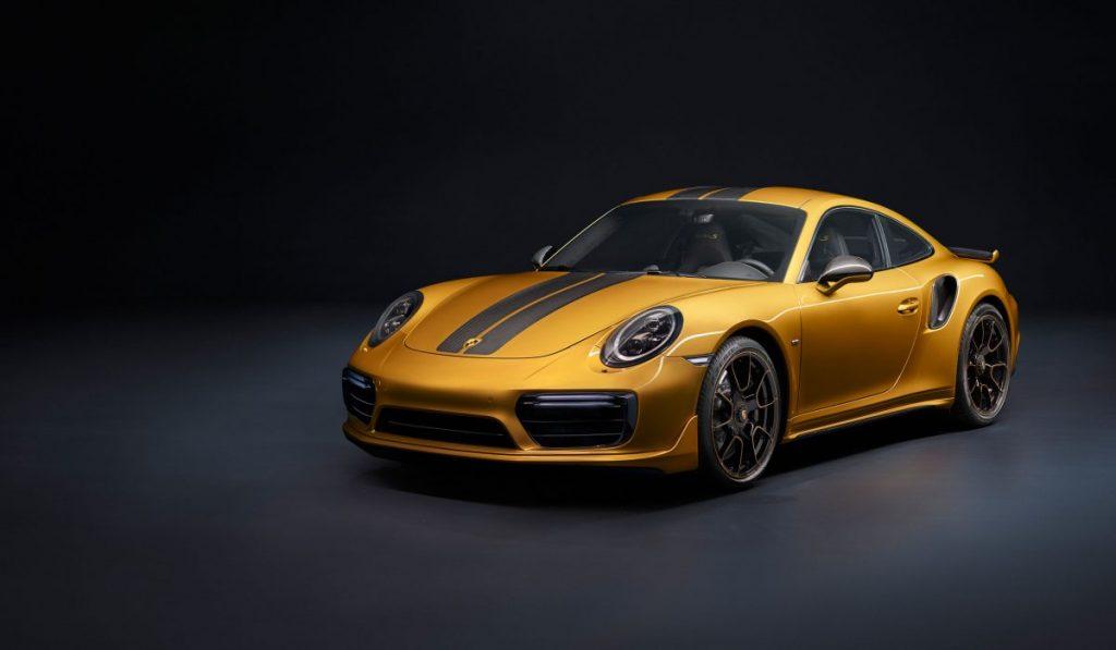 Porsche unveils ultra-exclusive 911 Turbo S Exclusive Series