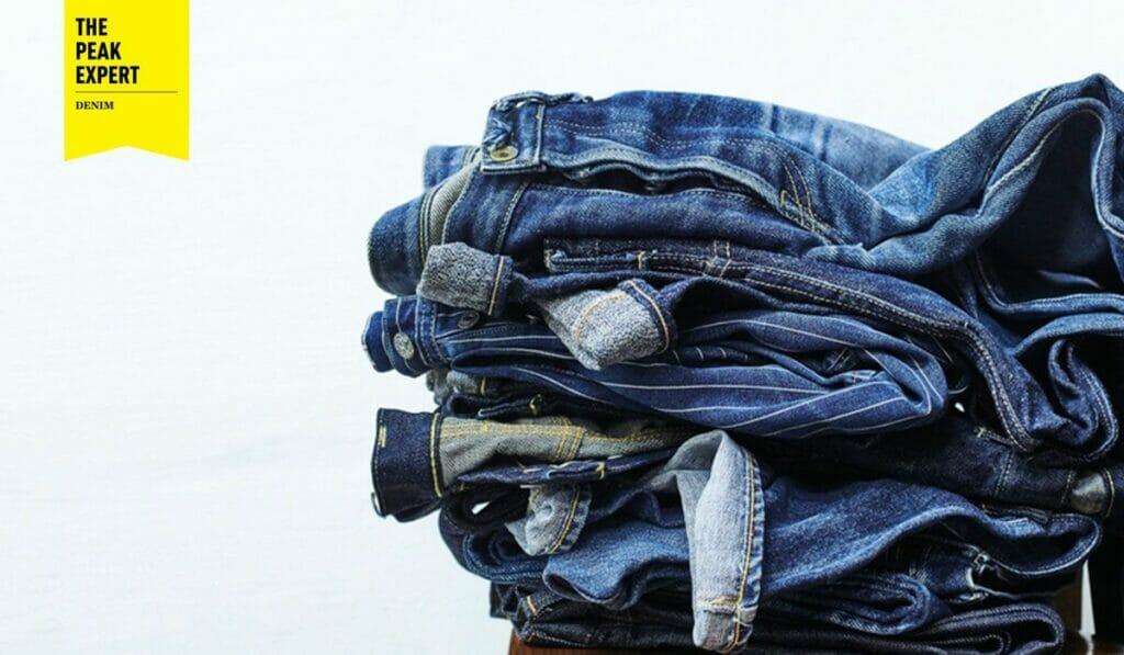 The Peak Expert: Jeans