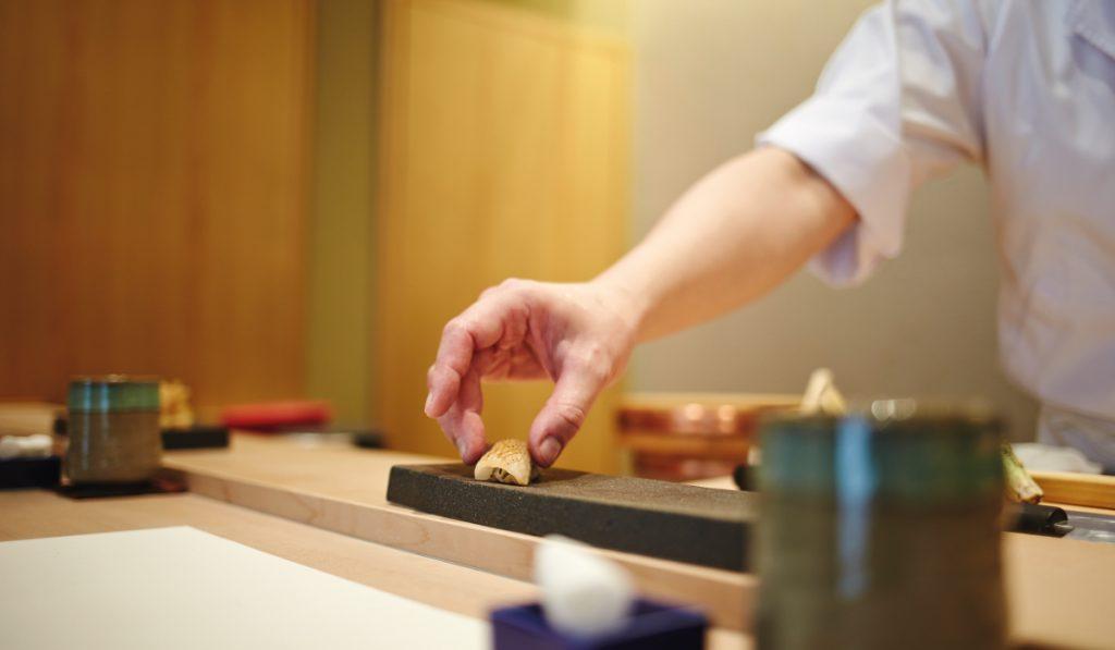 The Peak Expert: Sushi