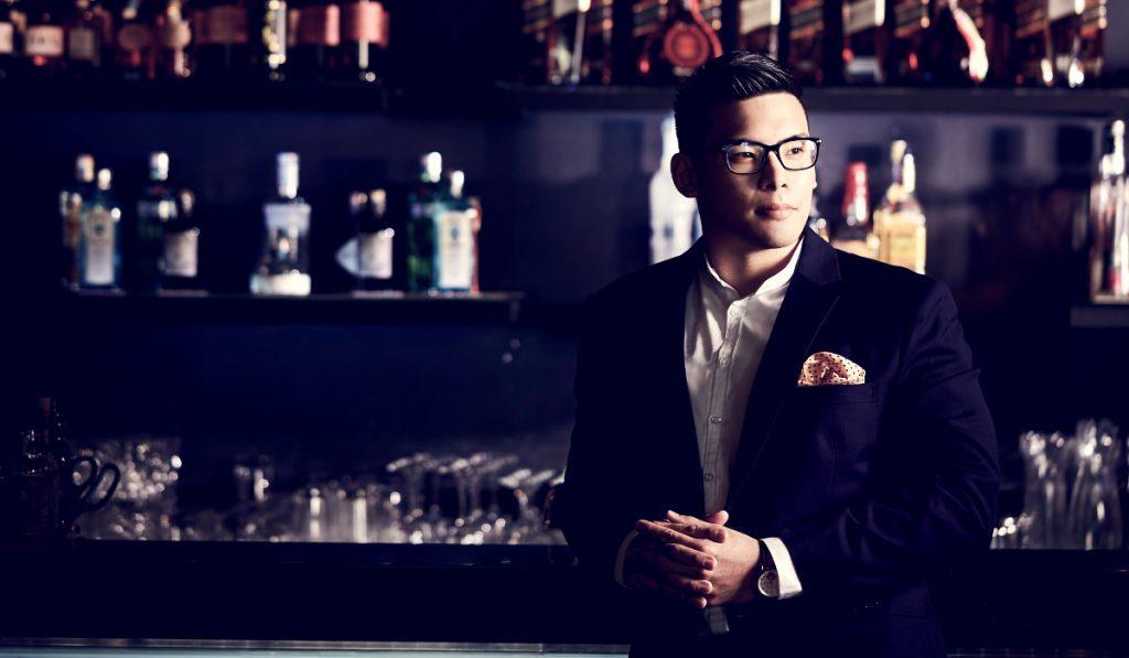 THE PEAK GENERATION NEXT: JOHN-HANS OEI