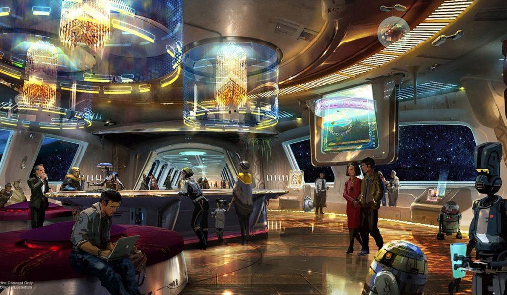 Disney confirms Star Wars-themed resort at Walt Disney World in Florida, U.S.