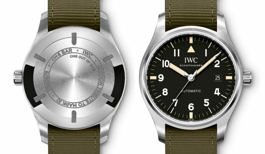 IWC Schaffhausen Latest Pilot's Watch Is The Mk. 11 Reborn