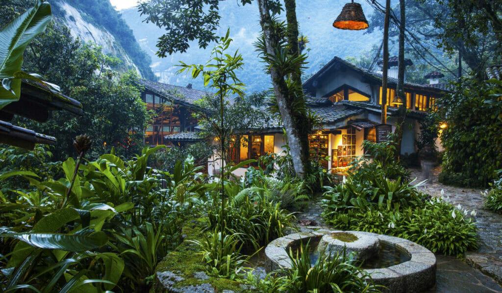 ECO ESCAPADES - INKATERRA MACHU PICCHU PUEBLO HOTEL, PERU (PART 5 OF 6)