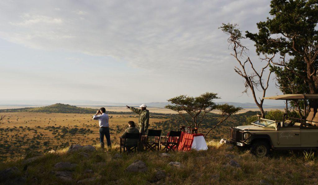 ECO ESCAPADES - SINGITA GRUMETI, TANZANIA (PART 1 OF 6)