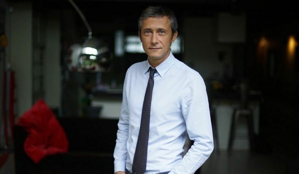 Hermes men's silks creative director Christophe Goineau on why ties still matter