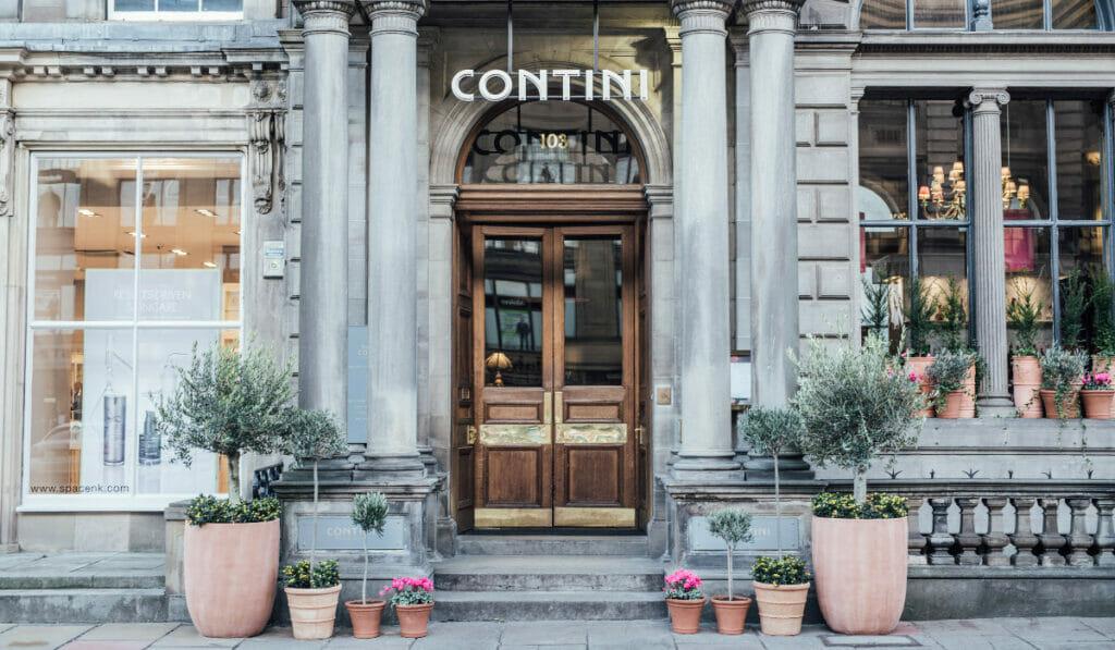 Edinburgh's Contini is an Italian gem in Scotland