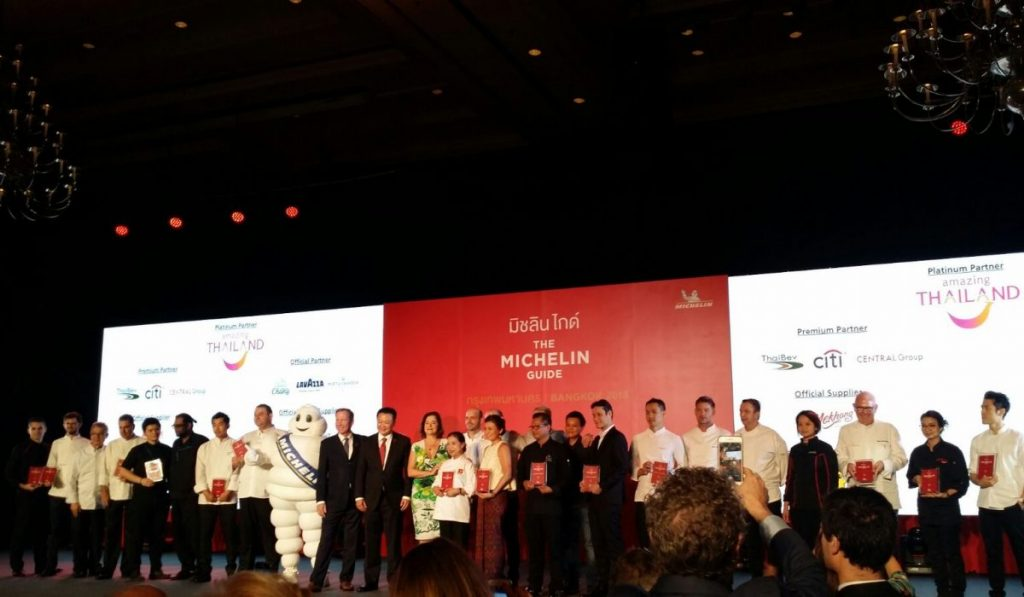 Bangkok's first Michelin Guide has no 3-star restaurants. Do you agree?