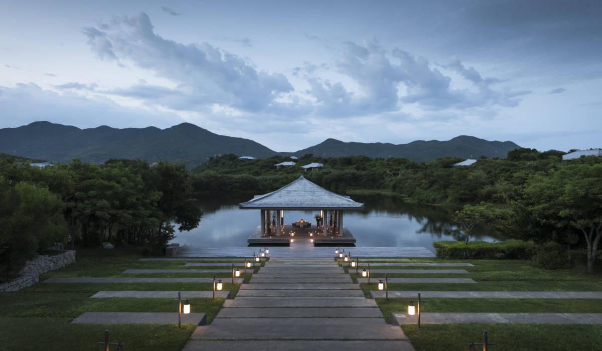 Embark on a journey of wellness at Amanoi Vietnam
