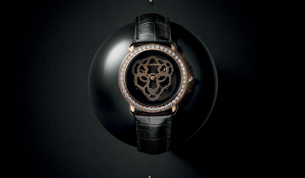 Cartier's Révélation d'une Panthère is a brilliant work of art for the wrist