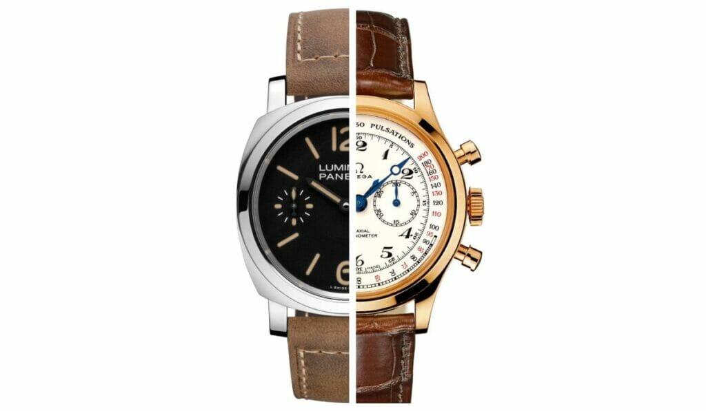 7 men's luxury watches that look great on women