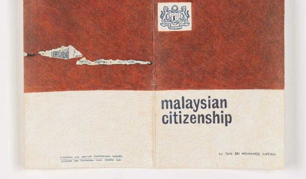 Artist Kentaro Hiroki explores the formation of the Malaysian identity