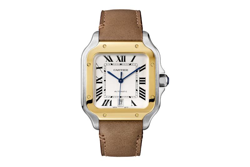 The First Wrist Watch, Santos Cartier