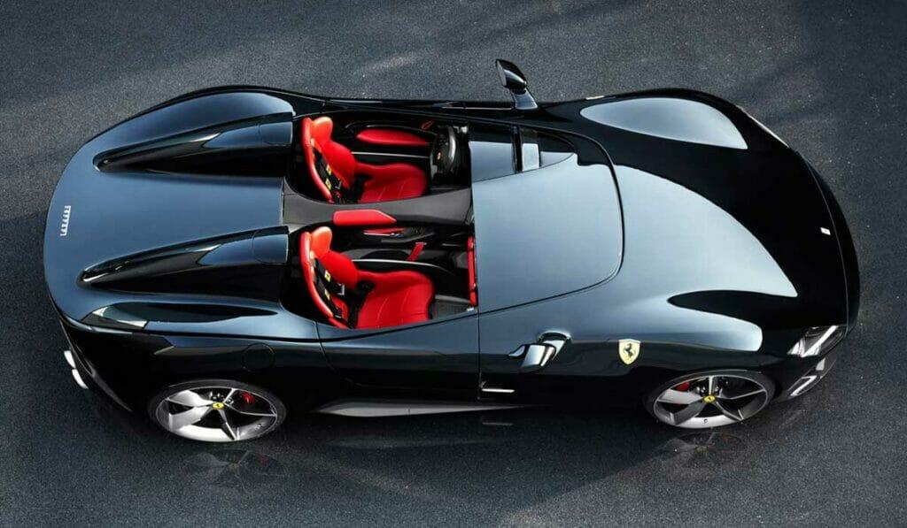 Object of desire: Ferrari Monza SP2