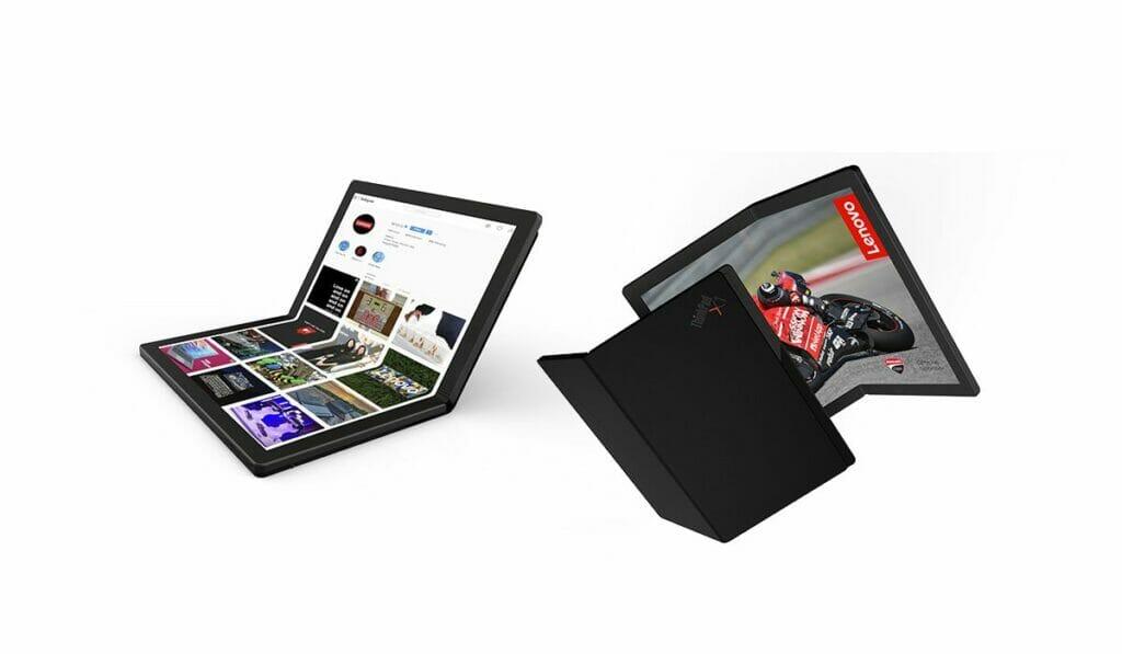 Object of Desire: Lenovo Thinkpad X1 Foldable PC