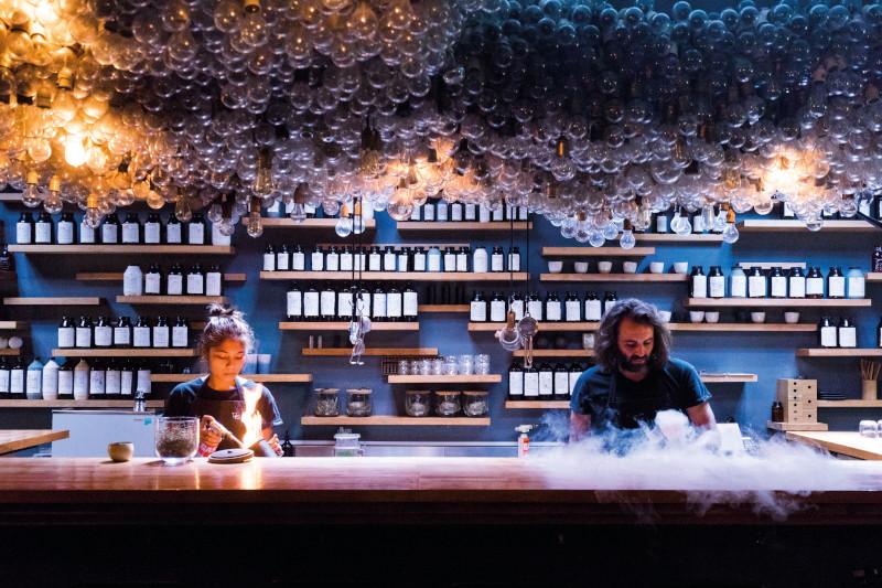 Bars of the Future