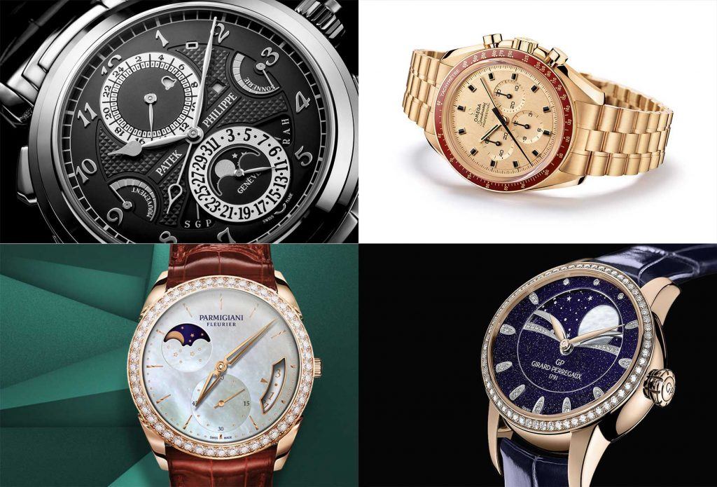 5 Unique Timepieces That Will Have You Over The Moon