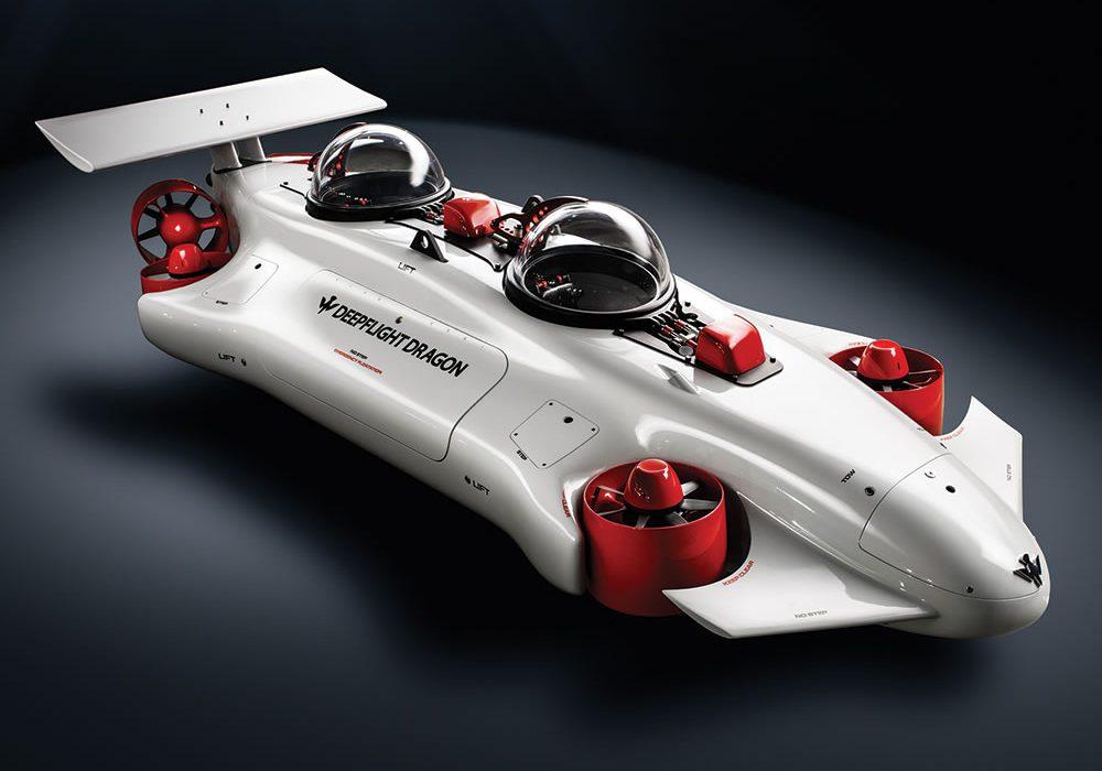 Object of Desire: the Undersea Aquahoverer