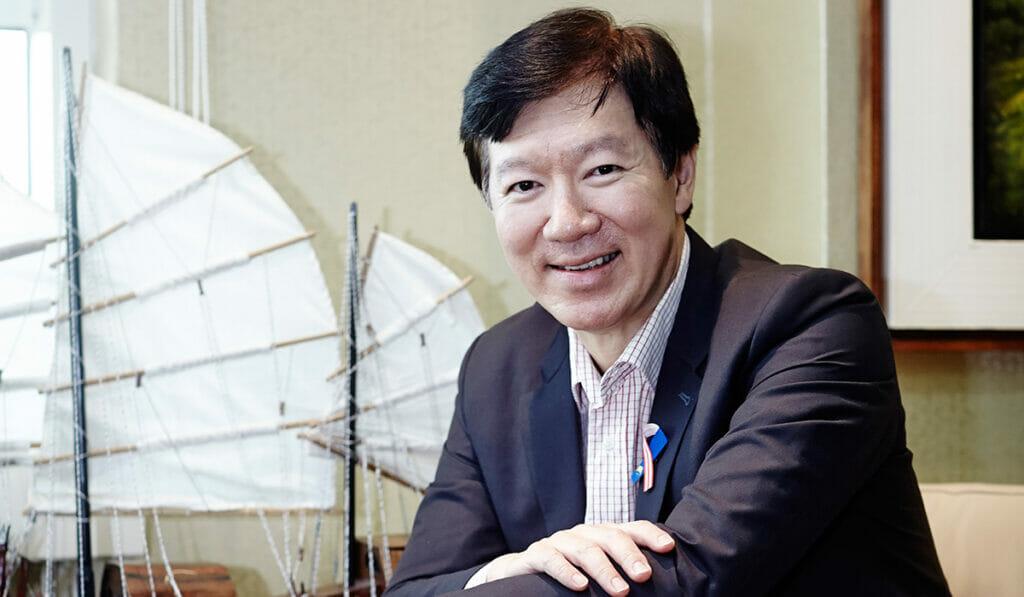 CEO Dialogue - Dato' Ong Eng Bin, CEO of OCBC Bank (Malaysia) Bhd