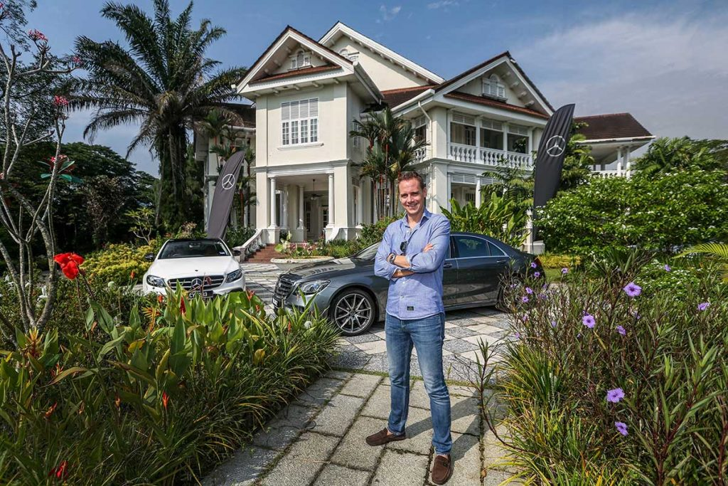 Mercedes-Benz's Mark Raine Speaks on How He has Taken The Luxury Car Maker Forward in Malaysia