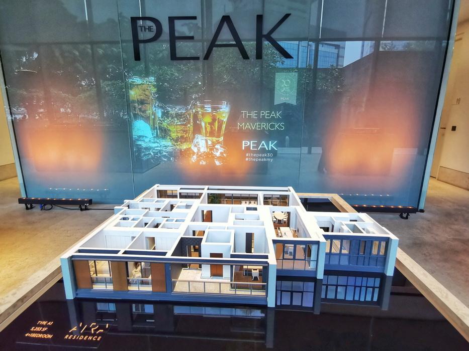 The Peak Mavericks: Night of The Disruptors