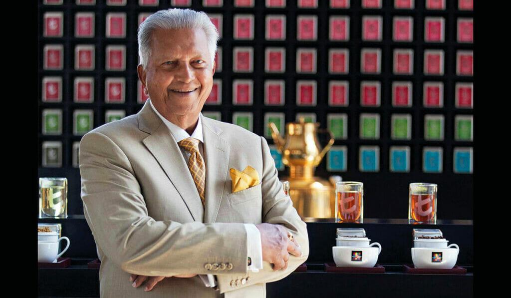 The Dilmah Tea Company's Merrill J Fernando Reveals What Drives His Business