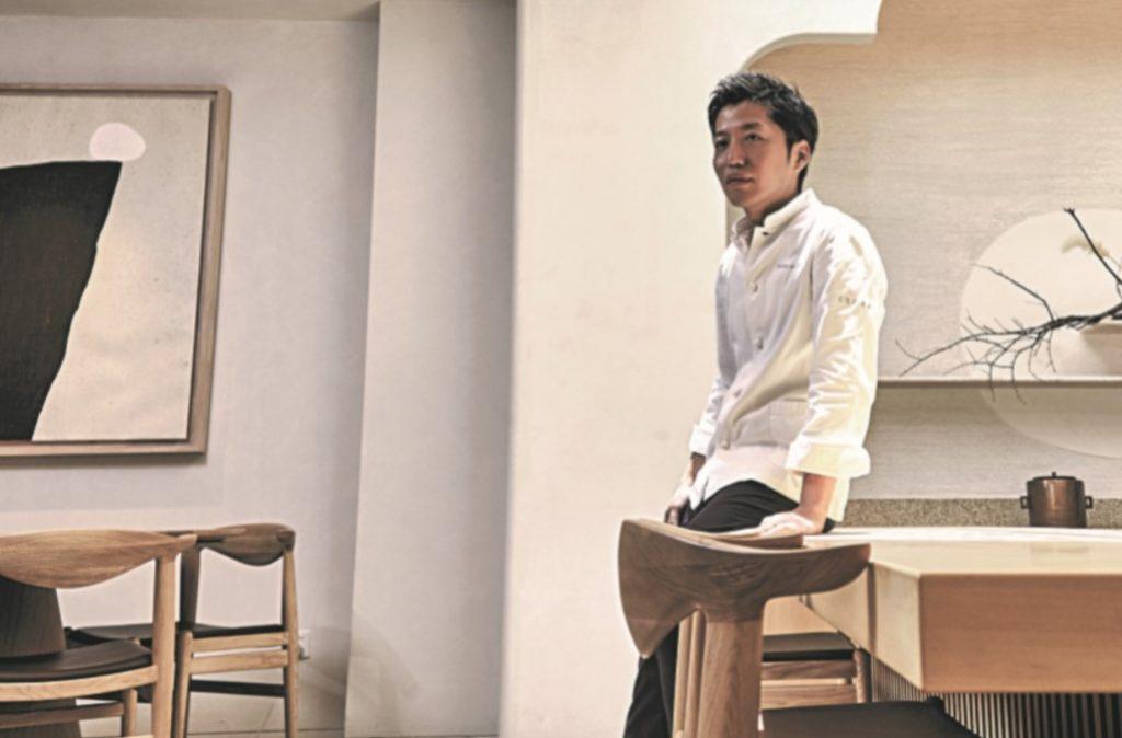 Esora's Chef Shigeru Koizumi Pushes the boundaries of Japanese Cuisine