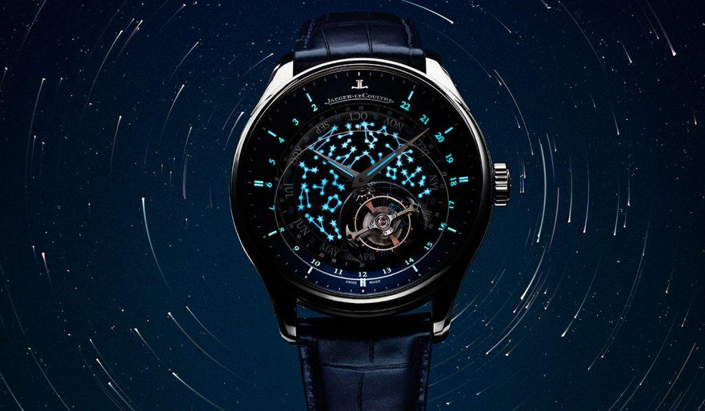 Jaeger-LeCoultre's Master Grande Tradition Tourbillon Céleste Shines Bright Among A Sea of Stars