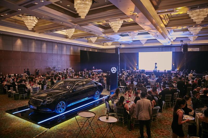 The Peak Celebrates Inspiration At Its 30th Anniversary Gala Dinner
