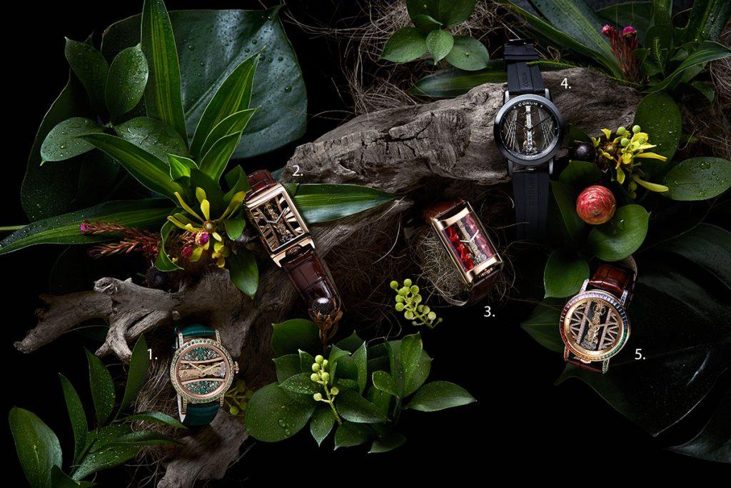 5 Exquisite Corum Watches That Meet The Golden Standard