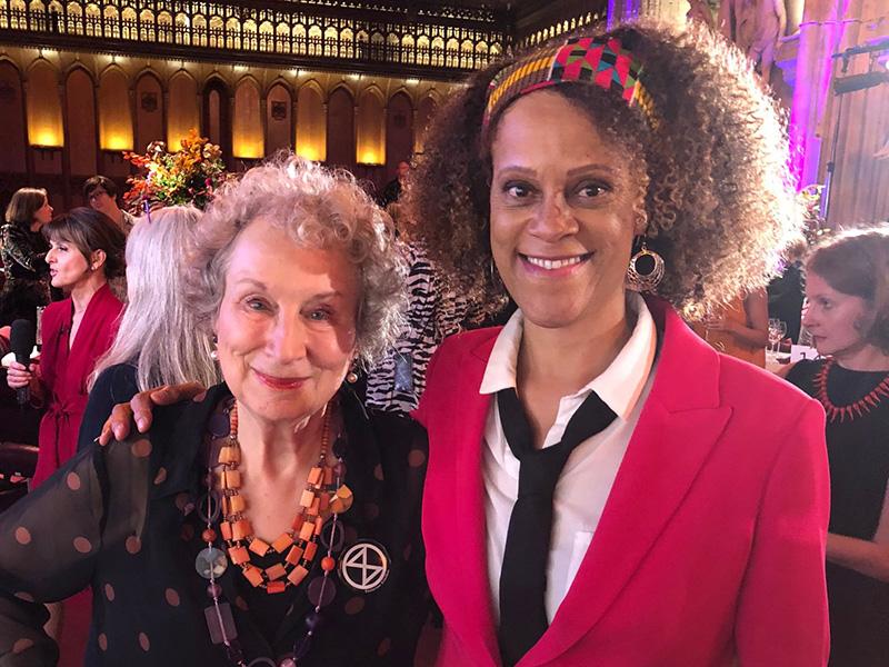 Booker Prize 2019: Margaret Atwood and Bernardine Evaristo Named Joint Winners