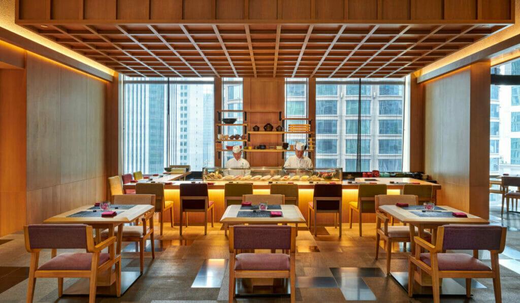 Pavilion Hotel Kuala Lumpur Officially Launches Ebisu