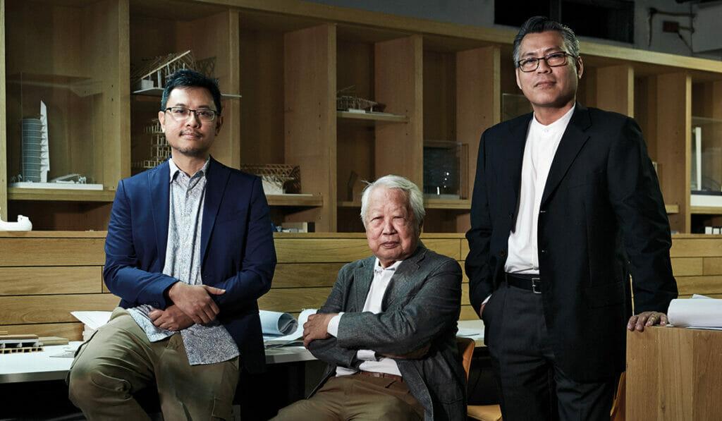 Mentor & Protégés: Hijjas Architects & Planners