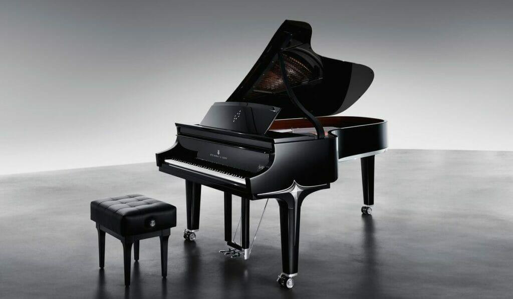 Object of Desire: Steinway Black Diamond Model D Piano