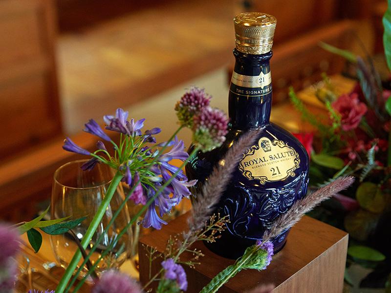 Royal Salute Celebrates A New Era For Luxurious Premium Blended Whiskies