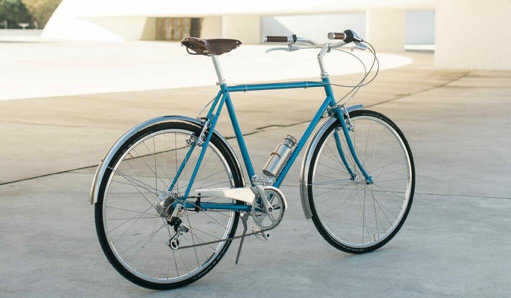 Capri's Futuristic E-Bikes Boast A Classic Look