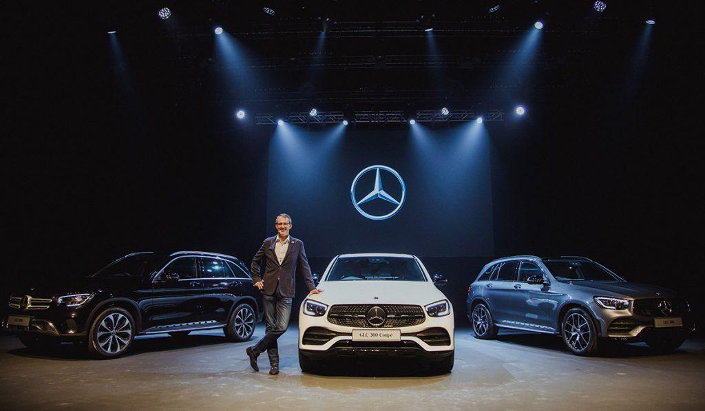 Mercedes-Benz Introduces Its Next Generation GLC Premium SUVs