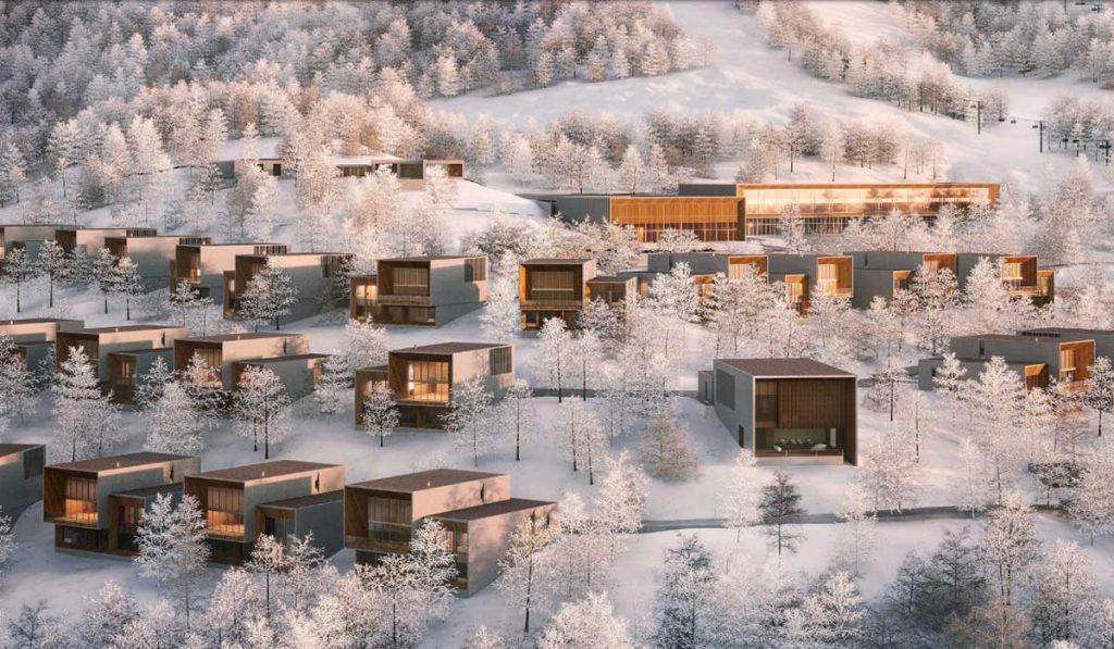 Luxury Hotel Group Aman To Open A New Ultra-Luxurious Resort In Niseko