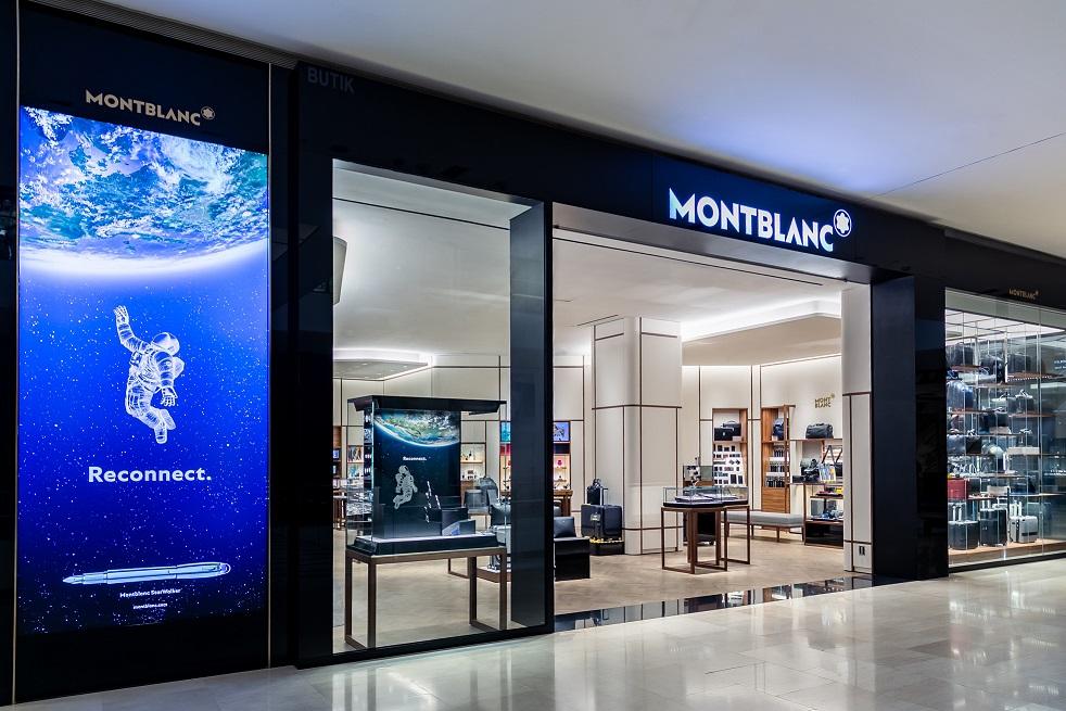 Montblanc Introduces New Boutique Concept at Pavilion Kuala Lumpur