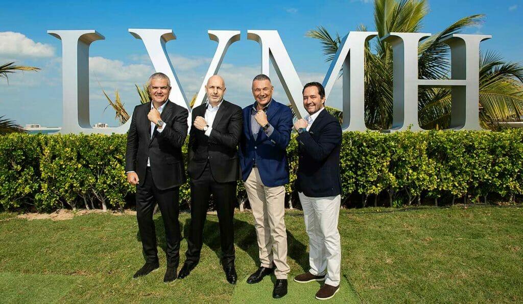 Hublot Debuts 4 Stunning Watches During LVMH's First Watch Week In Dubai