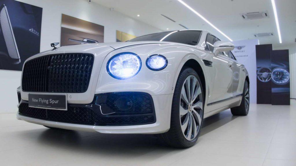 Bentley's Latest Generation Flying Spur Sets A High Bar For Luxury Sedans