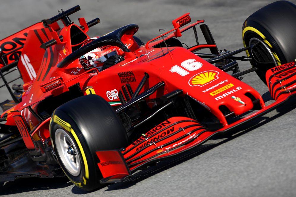 Ferrari's Charles Leclerc Wins Four In A Row With Formula 1 Virtual China Grand Prix Triumph