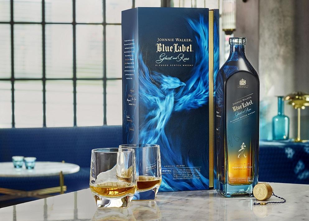 Johnnie Walker Finds Flavour With Ghost Distilleries
