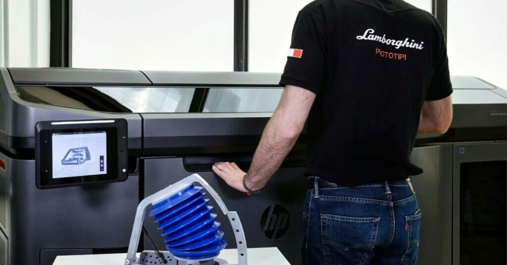 Lamborghini Uses 3D Printing To Make Breathing Simulators