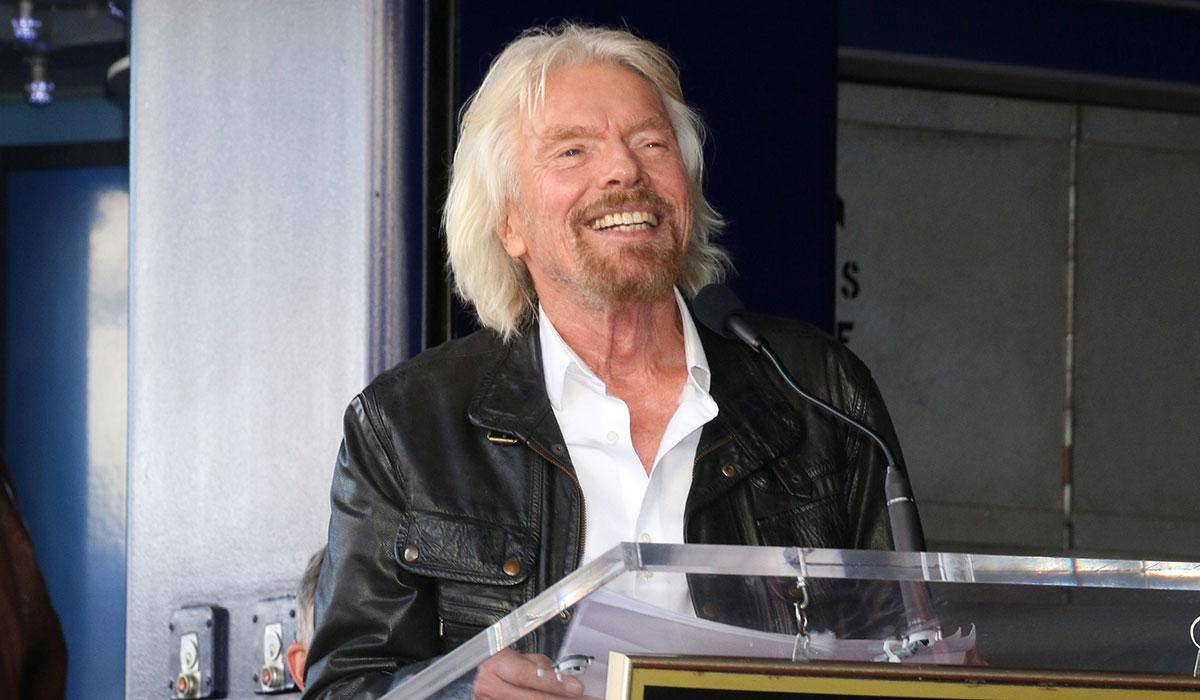 Billionaire Sir Richard Branson Mortages Carribbean Island Home In Bid To Save Virgin Atlantic Airlines