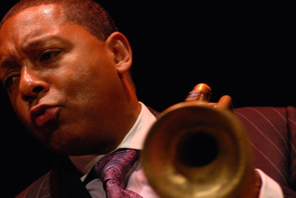 Tonight, Zoom With Jazz Maestro Wynton Marsalis!