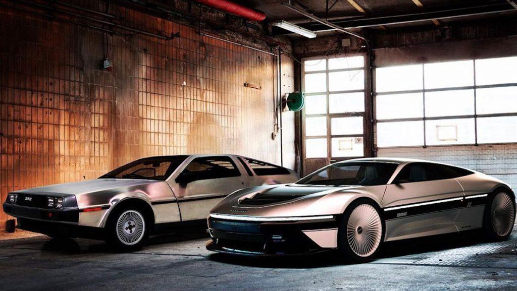Object of desire: 2021 DeLorean Concept