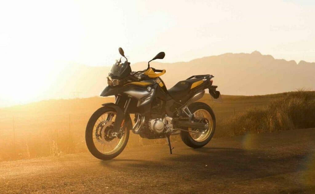 BMW Motorrad celebrates Four Decades of GS Excellence
