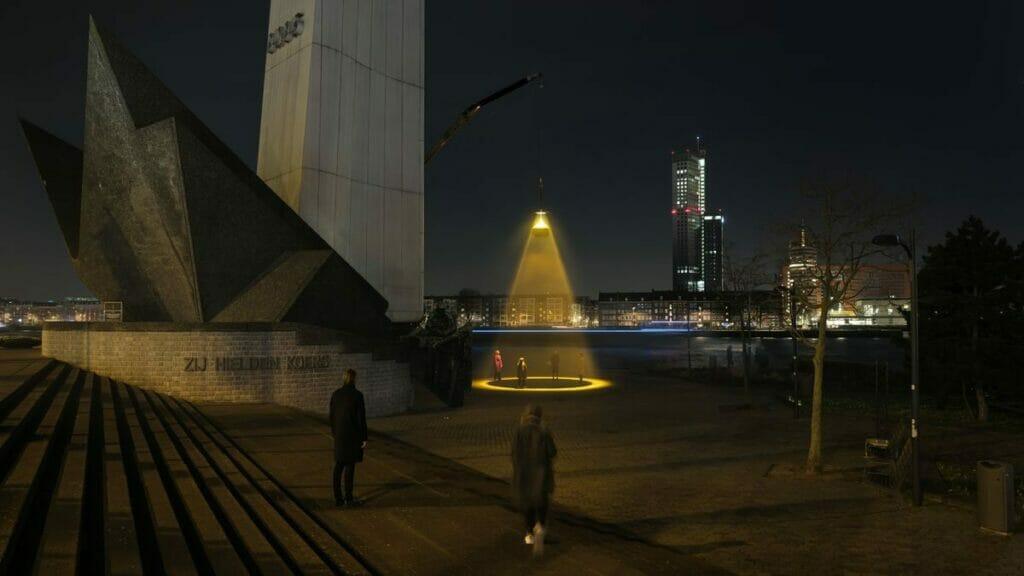 Urban Sun: illumination that's cleansing public spaces
